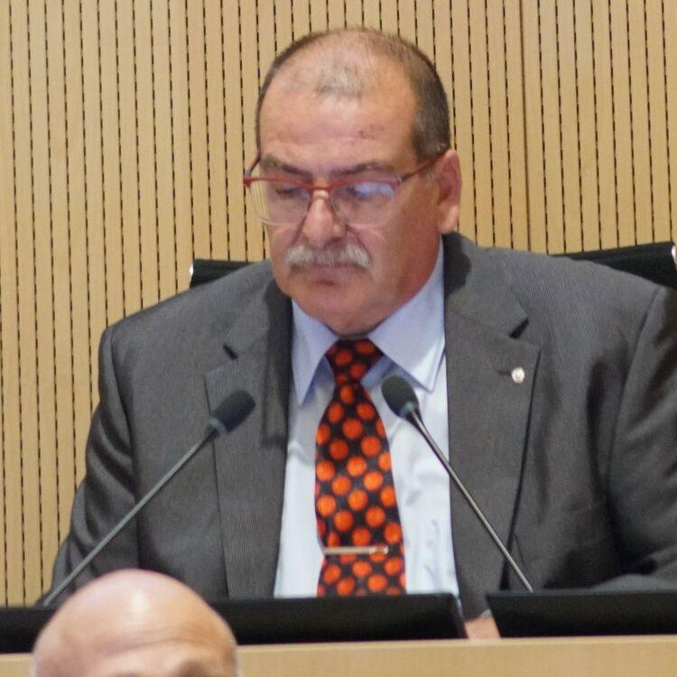 Gérald Lagrive, Président du Conseil communal